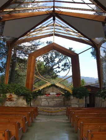 The Wayfarer Wedding Chapel