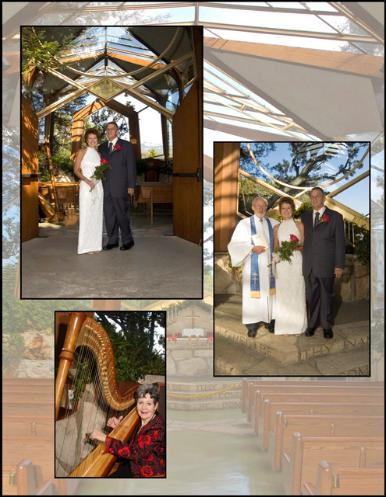 Wedding Collage page