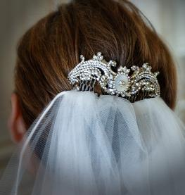Detailed Hairpiece