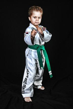William - The Tae Kwon Do Kid
