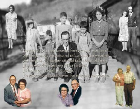 Family Transition Collage